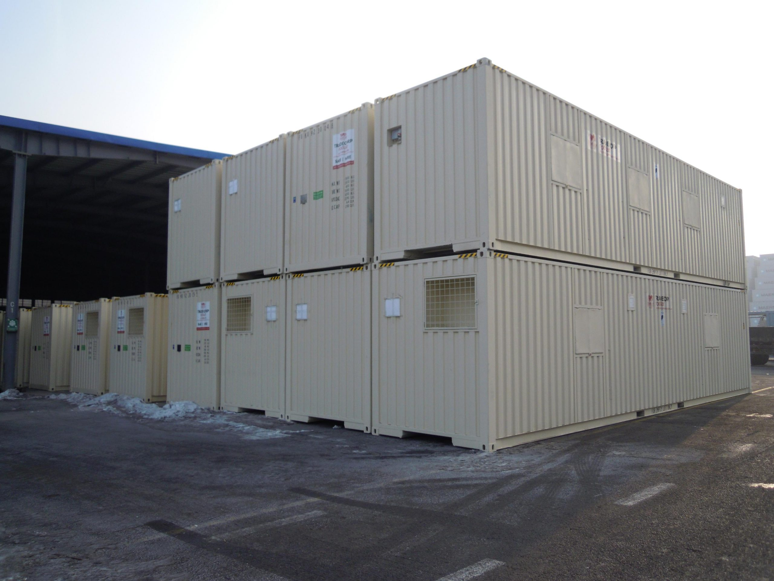 The Difference Between Modular Office and Shipping Container Office