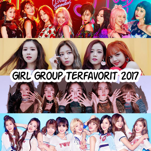 [Kaleidoscope 2017] Yuk Vote Girl Group K-Pop Terfavorit 2017 Periode 10 Desember - 24 Desember 2017!