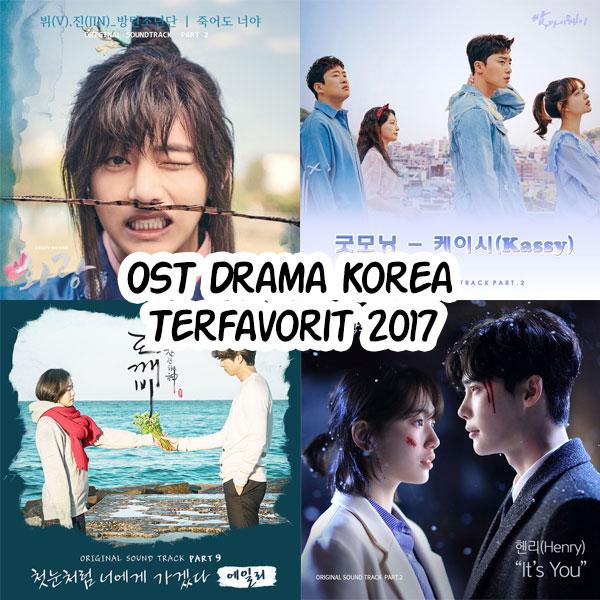[Kaleidoscope 2017] Yuk Vote OST Drama Korea Terfavorit 2017 Periode 10 Desember - 24 Desember 2017!