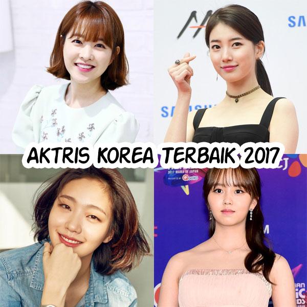[Kaleidoscope 2017] Yuk Vote Aktris Korea Terbaik 2017 Periode 10 Desember - 24 Desember 2017!