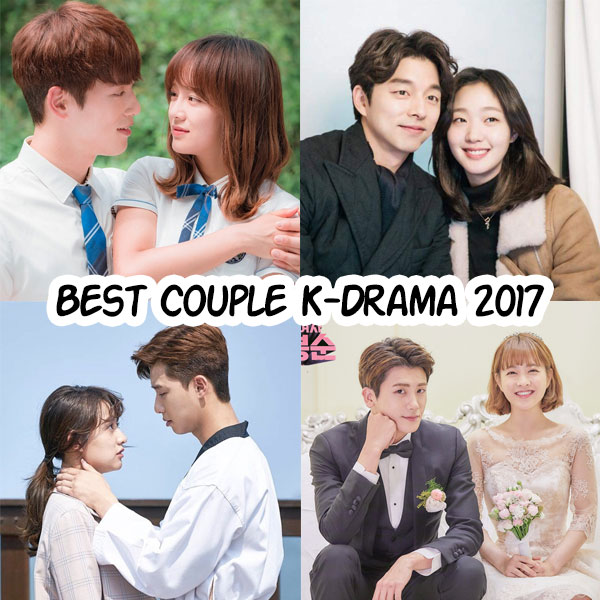 [Kaleidoscope 2017] Yuk Vote Best Couple K-Drama 2017 Periode 10 Desember - 24 Desember 2017!