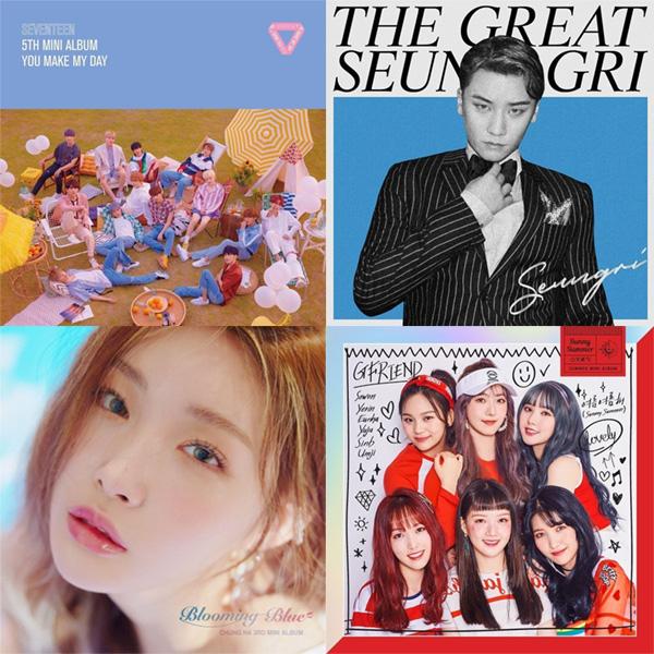 [VOTE] Yuk Vote Juara K-CHART DREAMERS RADIO Periode 21 Juli - 27 Juli 2018
