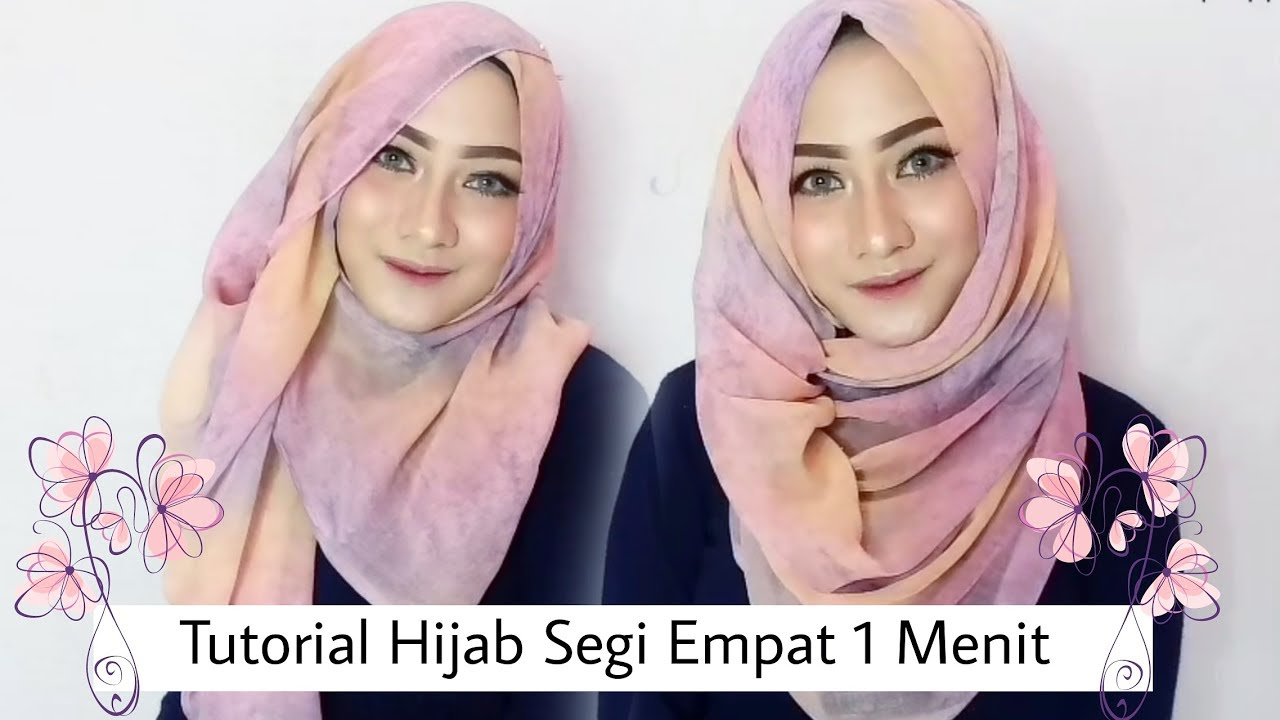 Dreamersid Tutorial Hijab Segi Empat Yang Sopan Simple Forum