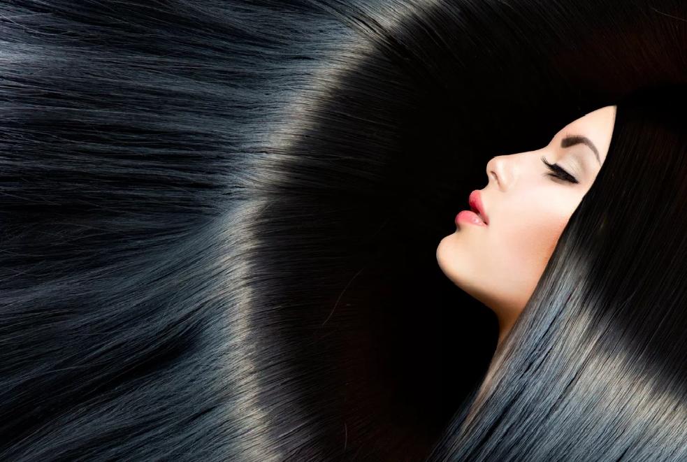 Bahan herbal Alami untuk kesehatan Rambut