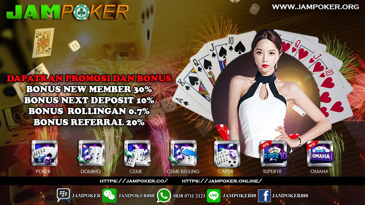 Agen Dewa Poker Indonesia