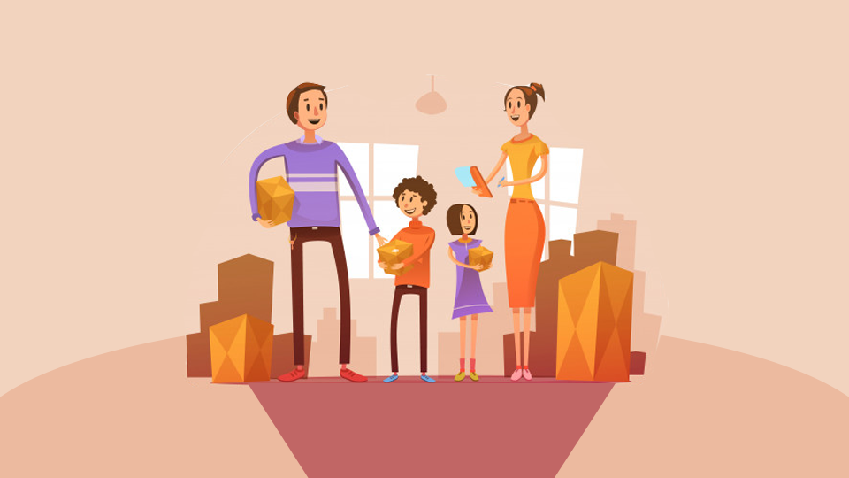 How to manage your children when moving your house in Hyderabad?