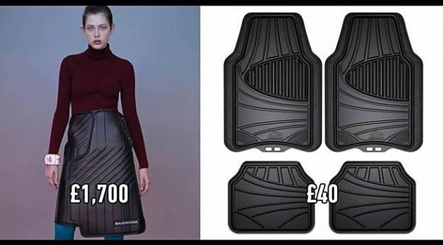 Ketika Karpet Mobil Rambah Dunia Fesyen