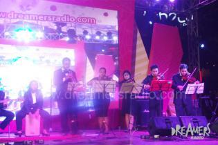 Dreamers festival 2015 - Community Performances